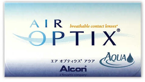 Air Optix Aqua Monthly Contact Lens